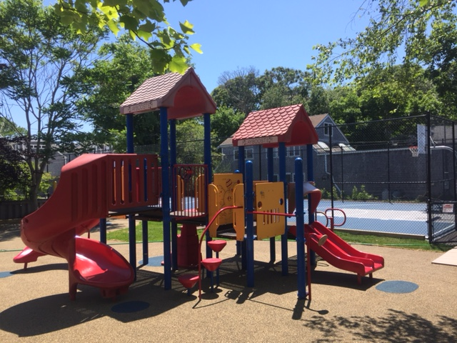 East End Mildred Greensfelder Playground