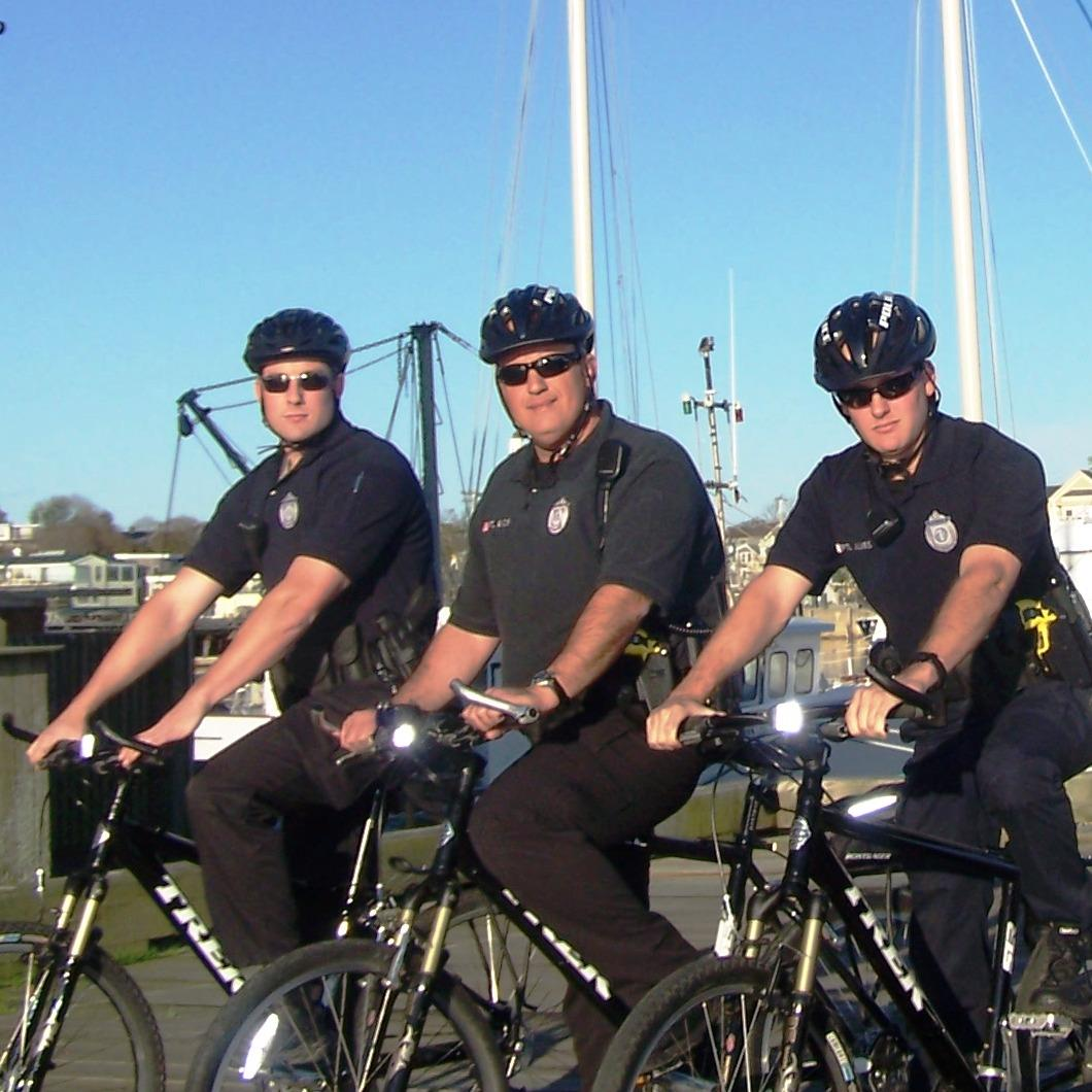 Bikes Massachusetts police bicycle operations