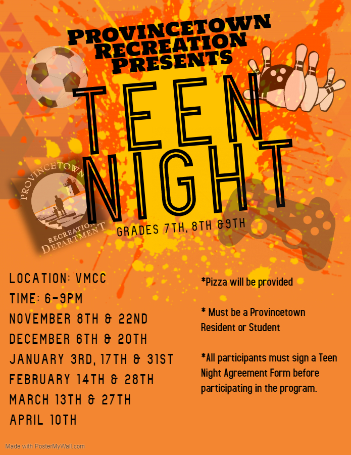 Teen Night Final